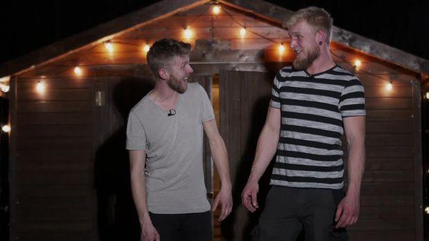 Abenteuer Leben - Abenteuer Leben - Freitag: Aus Gartenhütte Wird Sauna - Philipp & Kilian Bauen Um