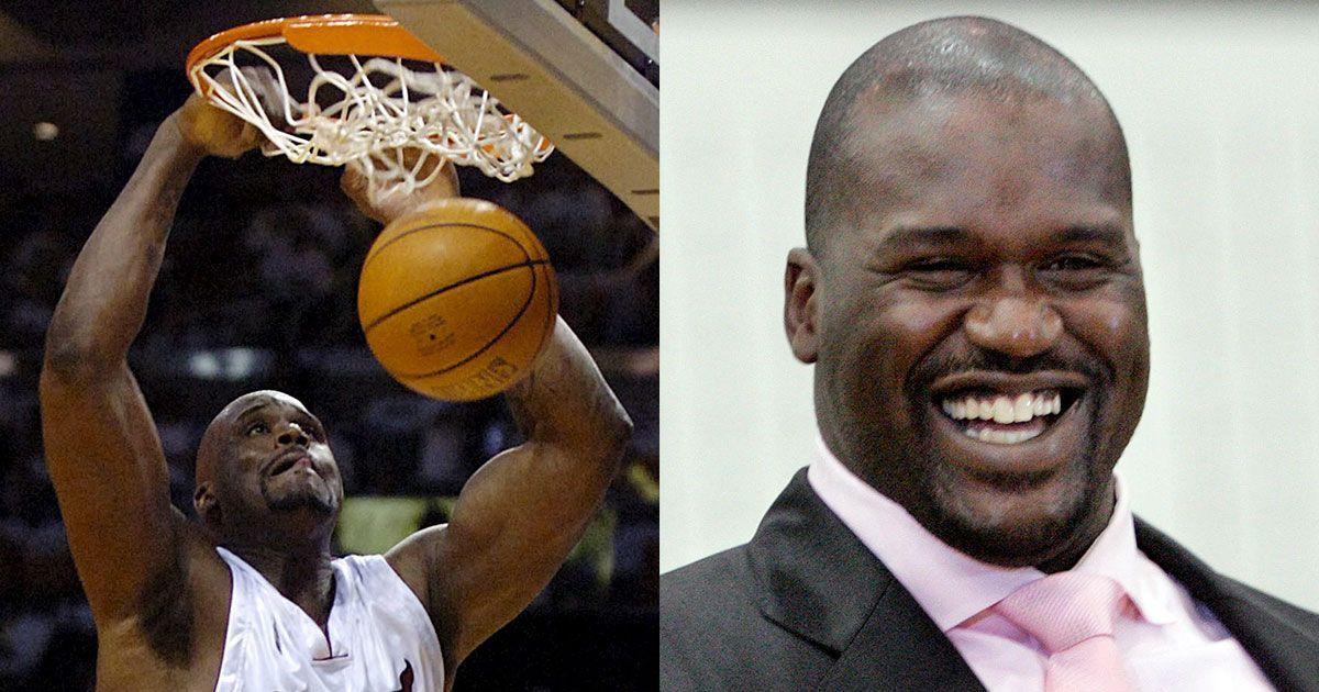 Shaquille O'Neall - Basketball
