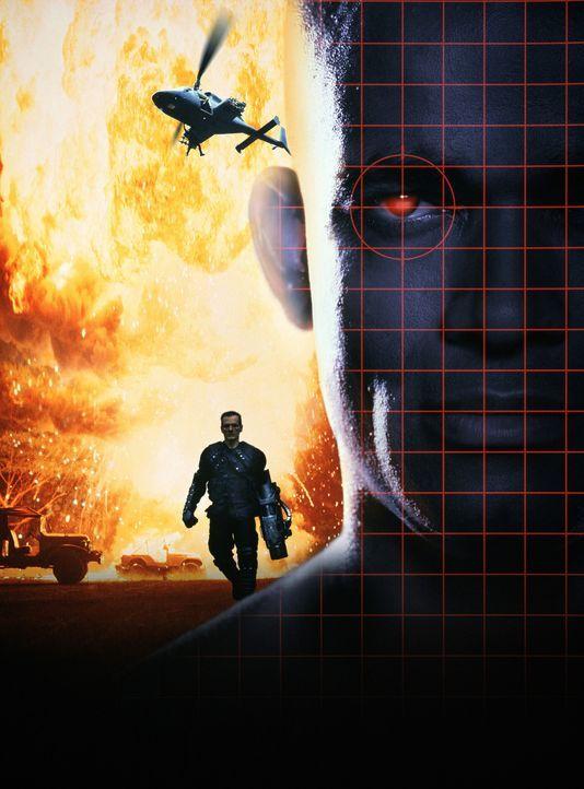 Der Android Solo (Mario Van Peebles) soll so umprogrammiert werden, dass er keine Rücksicht auf unschuldige Zivilisten mehr nimmt ... - Bildquelle: Triumph Enterprises