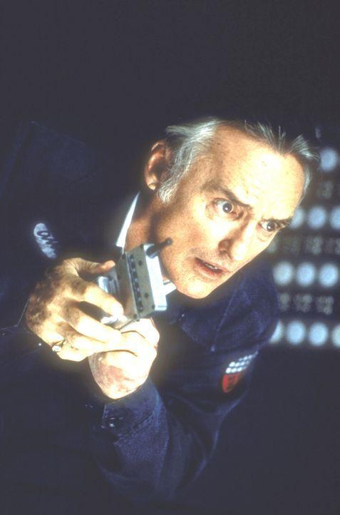Der kriminelle Bombenexperte Howard Payne (Dennis Hopper) erpresst die Stadtverwaltung von Los Angeles um drei Millionen Dollar ... - Bildquelle: Twentieth Century Fox of Germany