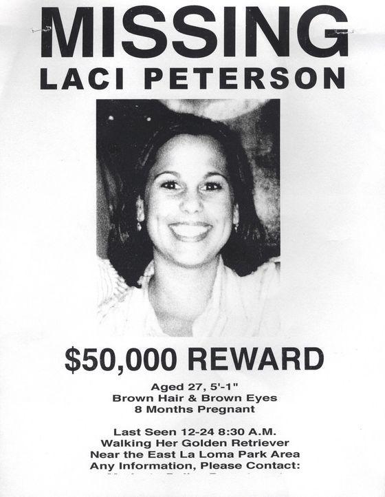 Die hochschwangere Laci Peterson (Meredith Roberts) wird seit Heilig Abend vermisst. Auf Hinweise über ihren Verbleib, ist eine extrem hohe Belohnu... - Bildquelle: 2004 Sony Pictures Television Inc. All Rights Reserved.
