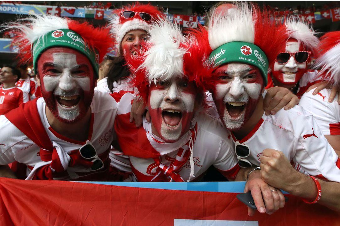 Swiss_men_KENZO TRIBOUILLARD_AFP - Bildquelle: AFP / KENZO TRIBOUILLARD