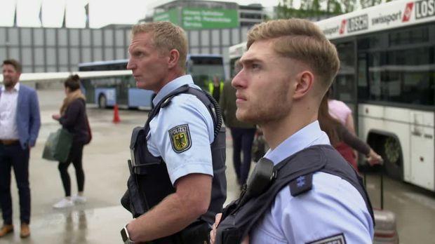 Mein Revier - Mein Revier - Die Bundespolizei Sorgt Für Sicherheit Am Flughafen München