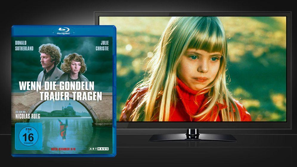 Wenn die Gondeln Trauer tragen (Blu-ray Disc) - Bildquelle: STUDIOCANAL
