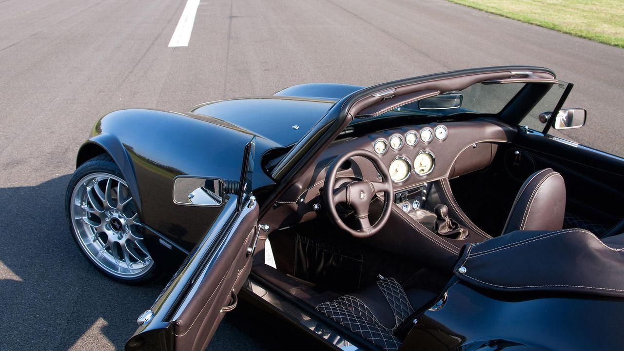 Wiesmann Roadster MF3 - Bildquelle: Wiesmann