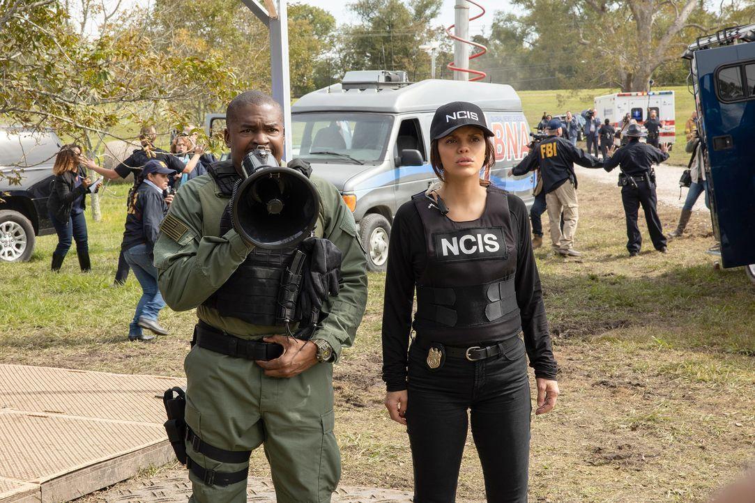 FBI Special Agent Tammy Gregorio (Vanessa Ferlito, r.) - Bildquelle: Sam Lothridge 2019 CBS Broadcasting Inc. All Rights Reserved. / Sam Lothridge