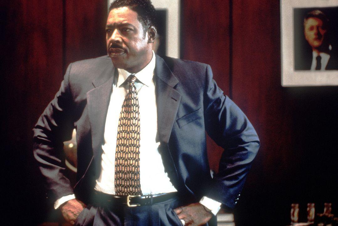 Ibby (Ernie Hudson) will den Serienkiller endlich sicher hinter Schloss und Riegel verwahrt sehen ... - Bildquelle: Universal Pictures