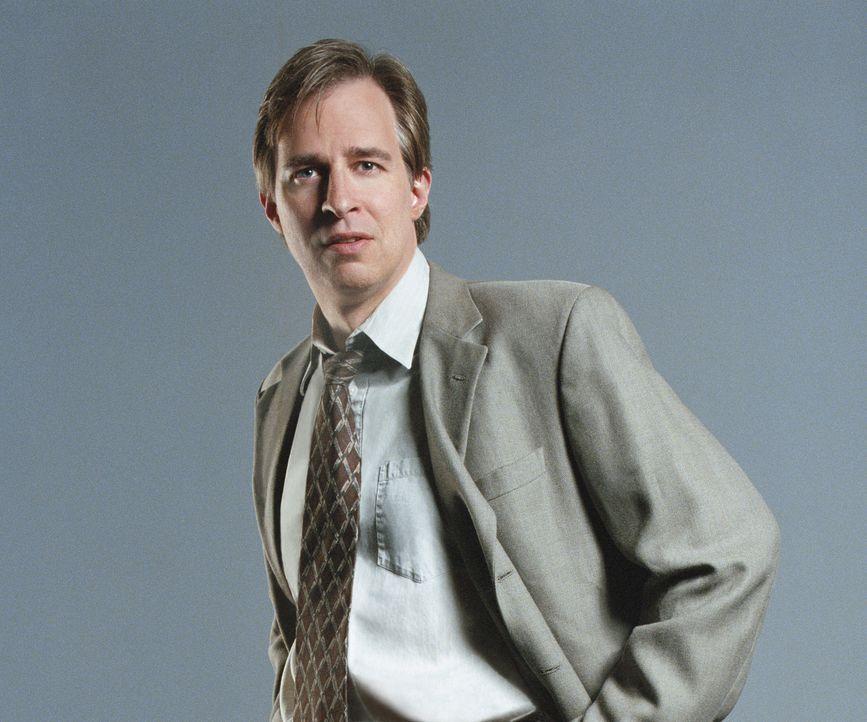 """(7. Staffel) - Er gilt im Revier als ein Außenseiter und unbeholfener Typ, obwohl er ein sehr erfolgreicher Detective ist: Detective Holland """"Dutch""""... - Bildquelle: 2007 Twentieth Century Fox Film Corporation. All Rights Reserved."""