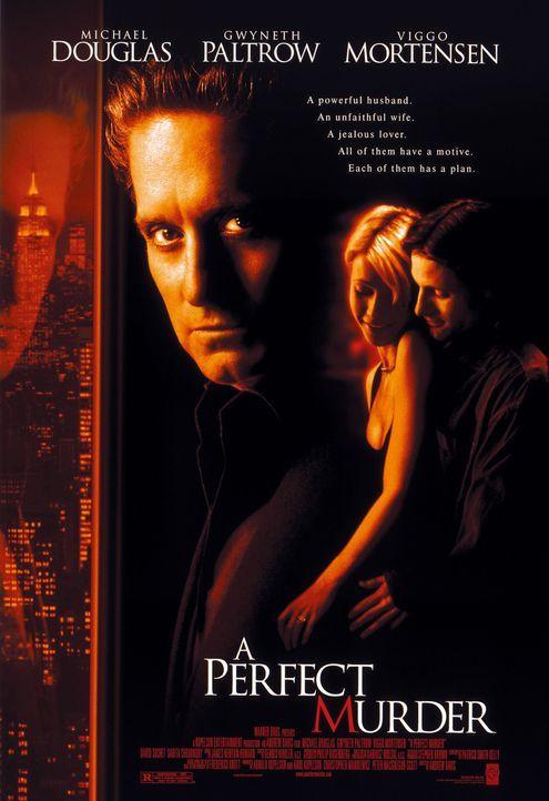 """""""Ein perfekter Mord"""" - Plakatmotiv - Bildquelle: Warner Brothers International Television Distribution Inc."""