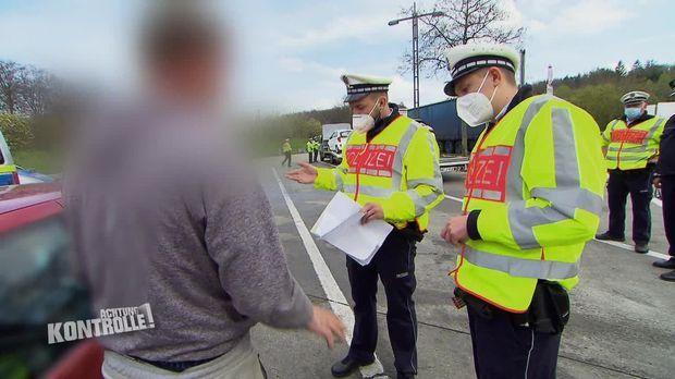 Achtung Kontrolle - Achtung Kontrolle! - Thema U.a.: Diese Weiterfahrt Endet Hier - Tuningkontrolle Ludwigsburg