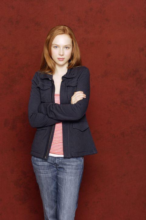 (1. Staffel) - Die 15-jährige Alexis Castle (Molly C. Quinn) ist für ihr Alter sehr reif und fühlt sich unter Erwachsenen wohler als unter Gleichalt... - Bildquelle: ABC Studios