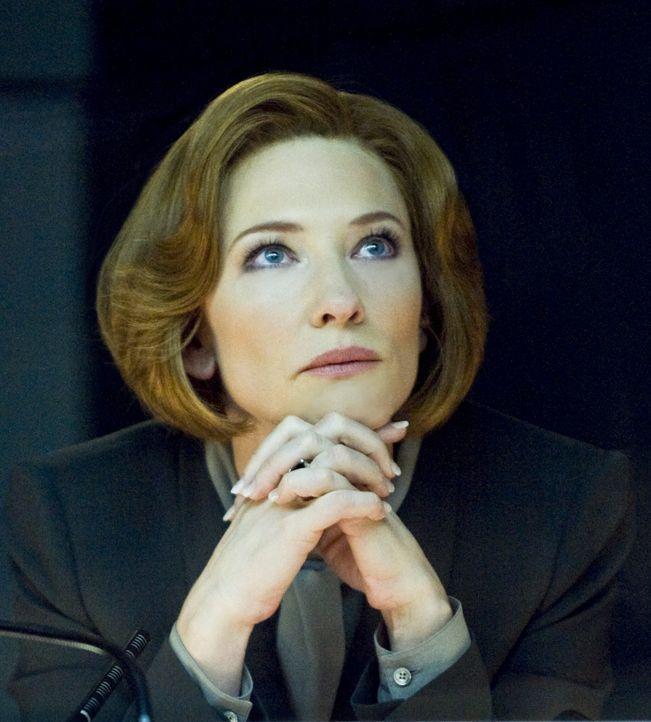 Seit 16 Jahren wartet die CIA-Agentin Marissa Wiegler (Cate Blanchett) darauf, Hanna und ihren Vater vor die Flinte zu kriegen. Eines Tages ertönt d... - Bildquelle: 2011 Focus Features LLC. All Rights Reserved.