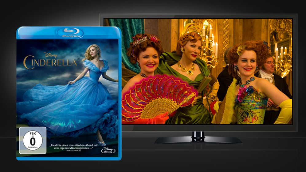 Cinderella (2015) - Bildquelle: Walt Disney Studios