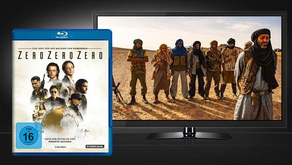 Zero Zero Zero (Blu-ray Disc) - Bildquelle: STDUIOCANAL