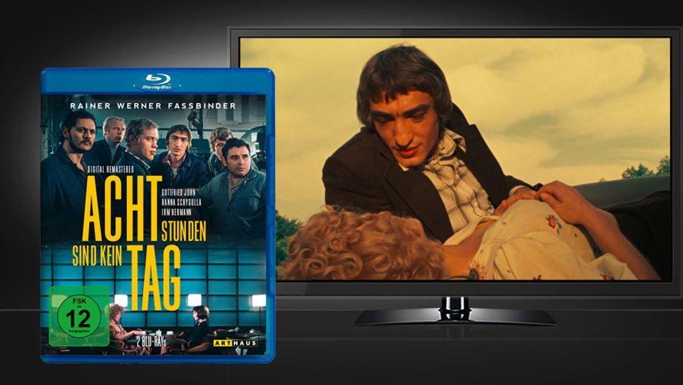 Acht Stunden sind kein Tag (Blu-ray Disc) - Bildquelle: Arthaus / STUDIOCANAL