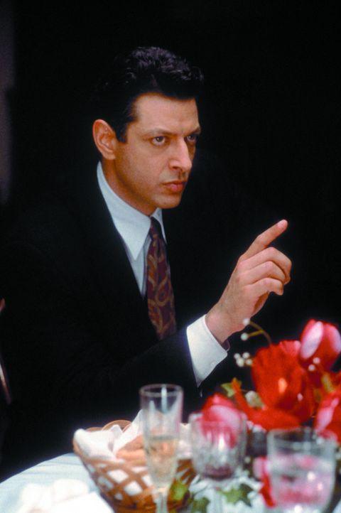 Der exzentrische Anwalt David Jason (Jeff Goldblum) spielt eine erhebliche Rolle in der Drogendealer-Szene von Los Angeles ... - Bildquelle: Warner Bros.