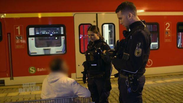 Mein Revier - Mein Revier - Die Bundespolizei Sorgt Für Sicherheit Am Bahnhof