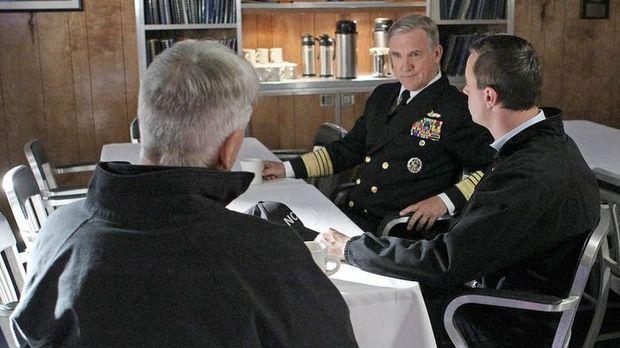 Navy Cis - Navy Cis - Staffel 10 Episode 19: Die Weiße Bö