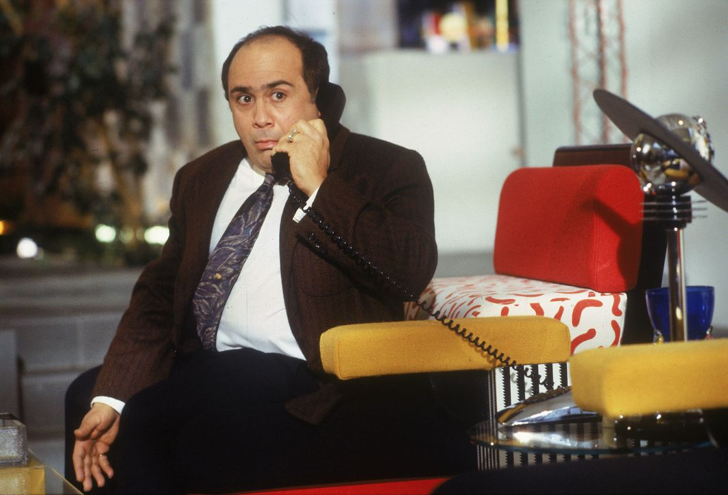 Firmenchef Sam (Danny DeVito) hasst seine dickliche, hysterische Gattin Barbara. Da kommt es ihm gerade recht, dass sie von einem Gangsterpärchen en... - Bildquelle: Laurel Moore Touchstone Pictures/Laurel Moore