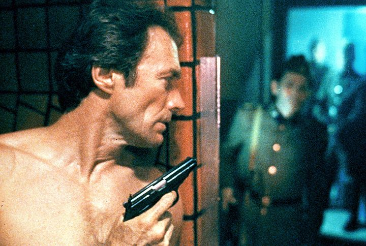 Mitchell Gant (Clint Eastwood) - Bildquelle: 1982 Warner Bros Entertainment, Inc. All Rights Reserved.
