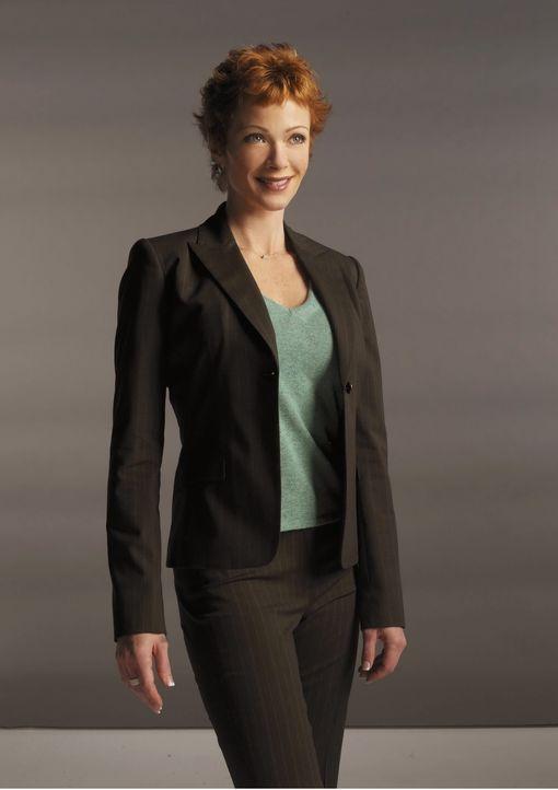 (4. Staffel) - Als neue Chefin möchte Jenny Shepard (Lauren Holly) möglichst geheim halten, dass sie und Gibbs vor sechs Jahren, während sie in Euro... - Bildquelle: CBS Television