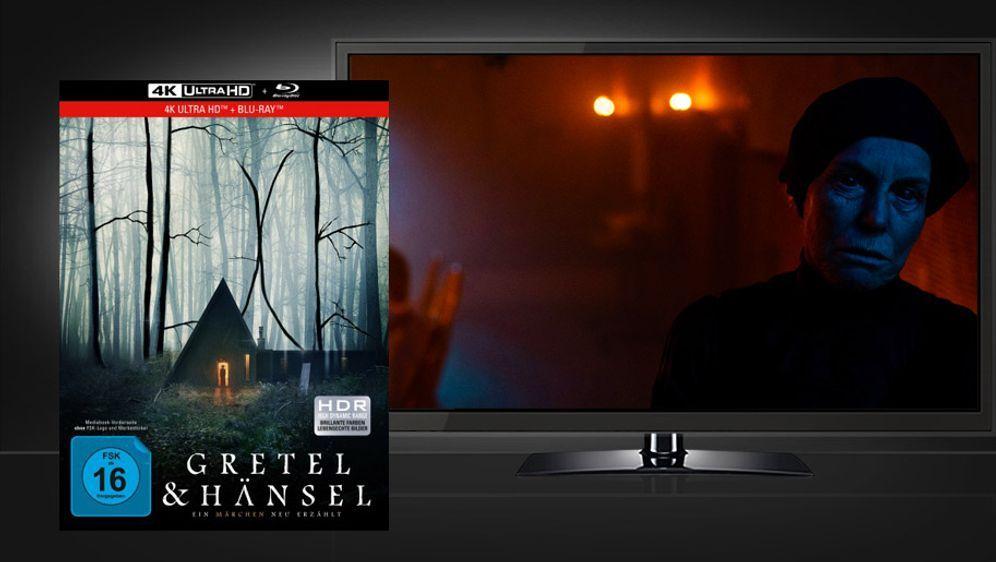 Gretel und Hänsel (Mediabook 4K UHD+Blu-ray) - Bildquelle: Capelight Pictures