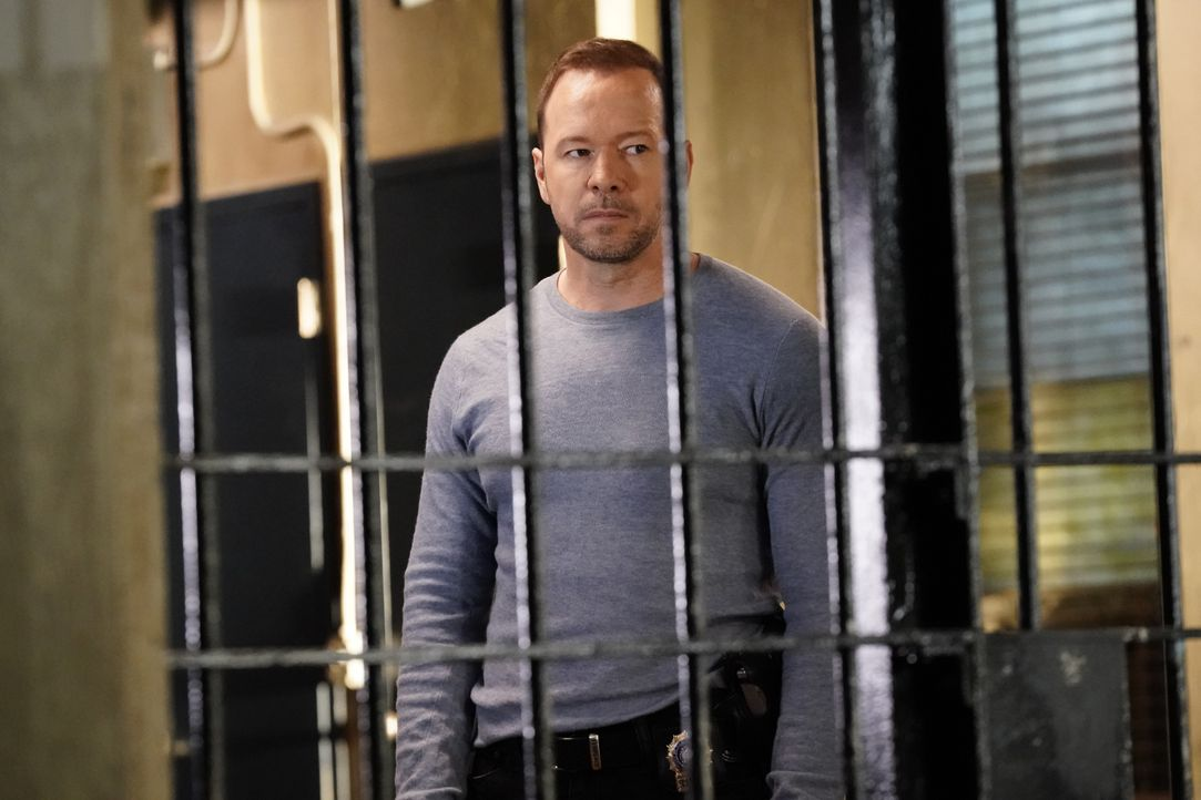 Danny Reagan (Donnie Wahlberg) - Bildquelle: John Paul Filo 2018 CBS Broadcasting, Inc. All Rights Reserved. / John Paul Filo