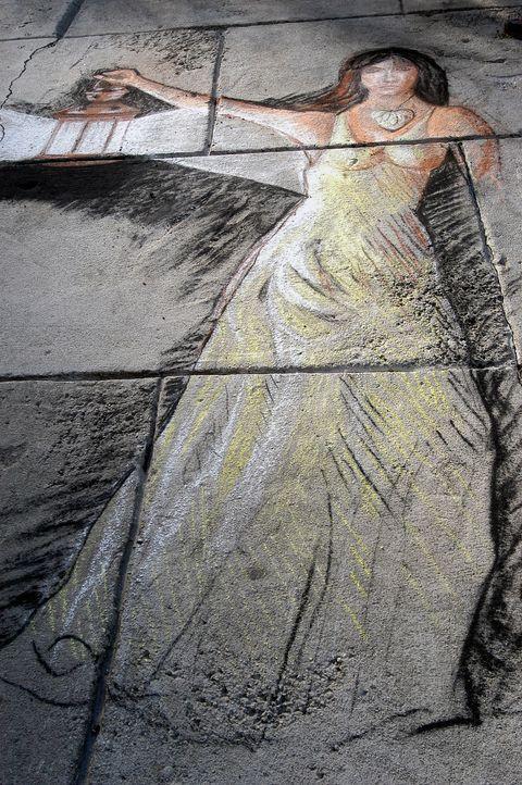 Ein Kunstwerk des Malers Ethan Clark – hat es eine besondere Bedeutung? - Bildquelle: ABC Studios