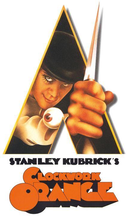 A Clockwork Orange - Plakatmotiv - Bildquelle: Warner Bros. Television