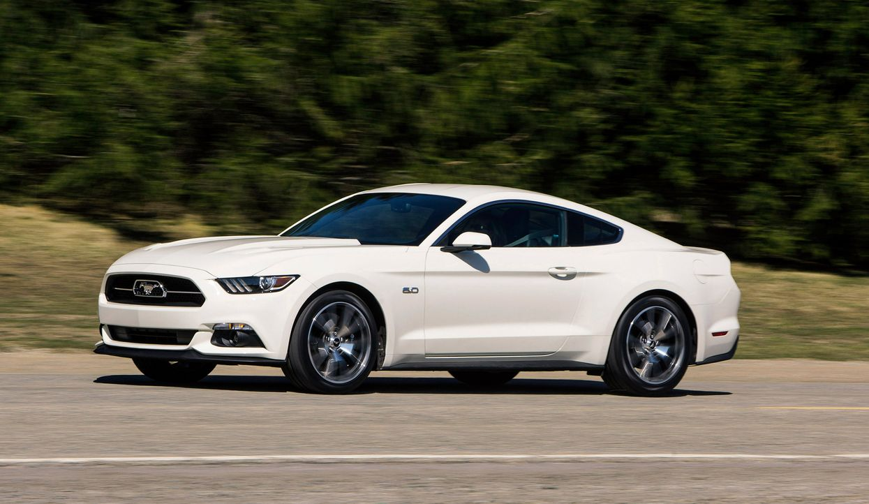 Mustang 50th Edition (17)
