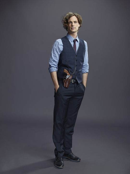 (10. Staffel) - Im Auftrag des FBIs versucht Dr. Spencer Reid (Matthew Gray Gubler), jeden Serientäter zu entlarven ... - Bildquelle: Cliff Lipson ABC Studios / Cliff Lipson