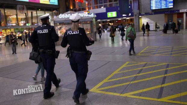 Achtung Kontrolle - Achtung Kontrolle! - Thema U.a.: Mann Verletzt Bahnmitarbeiter - Bundespolizei München
