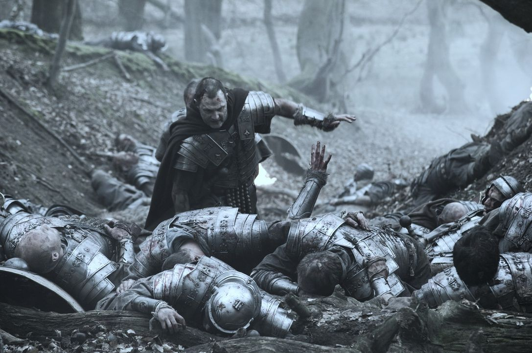 117 nach Christus: Im nördlichen Britannien leisten die Pikten heftigen Widerstand gegen das römische Reich. Eines Tages soll die legendäre 9. Le...
