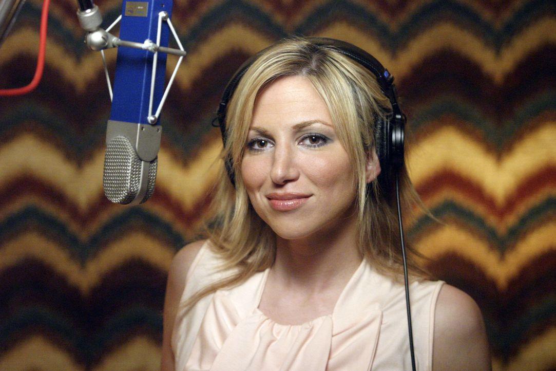Unglücklicherweise gibt Amanda (Sadie LeBlanc) Celeste einen gut gemeinten Rat ... - Bildquelle: Touchstone Television