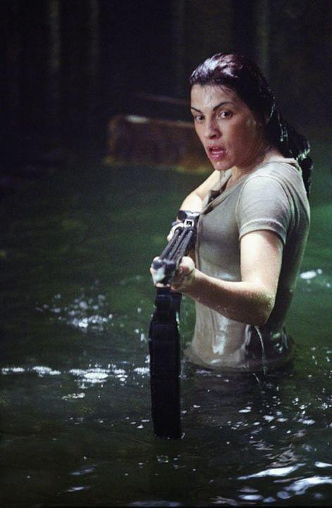 Im Kampf um Leben und Tod: Maureen Epps (Julianna Margulies) ... - Bildquelle: Warner Brothers