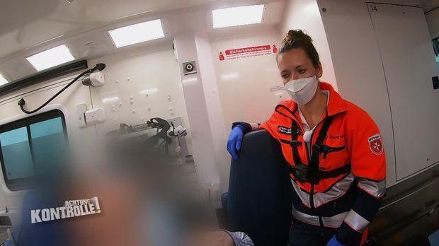 Achtung Kontrolle - Achtung Kontrolle! - Thema U.a.: Gefährlicher Einsatz In Regensburg - Bedrohung Mit Einem Messer