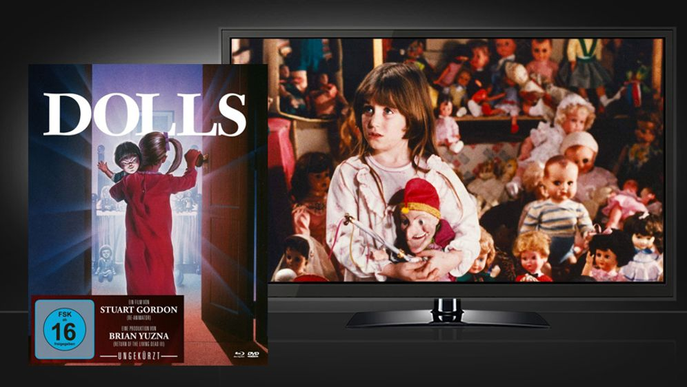 Dolls (Blu-ray Disc) - Bildquelle: Koch Films