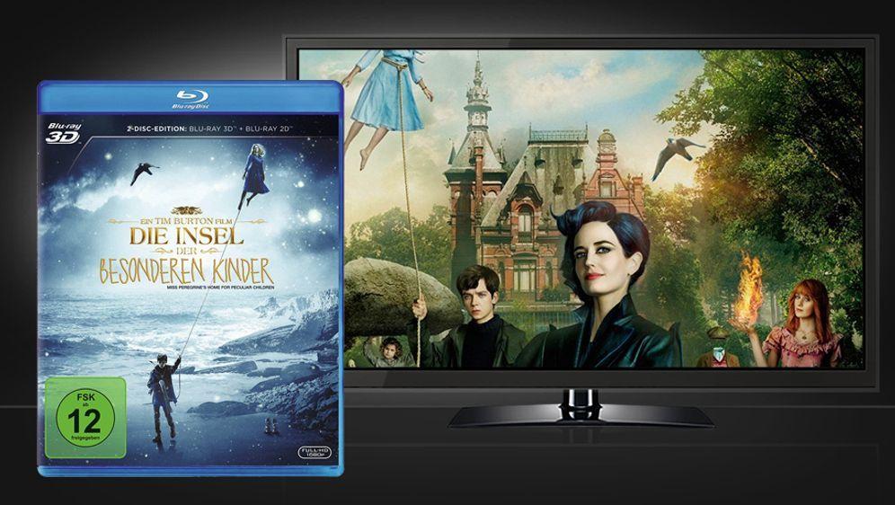 Die Insel der besonderen Kinder 3D (Blu-ray) - Bildquelle: Twentieth Century Fox Home Entertainment