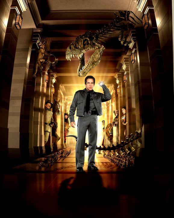 Nachts Im Museum - Artwork - Bildquelle: 2006 Twentieth Century Fox Film Corporation. All rights reserved.