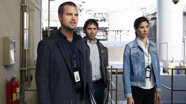 Navy Cis: L.a. - Navy Cis: L.a. - Staffel 1 Episode 7: Alina