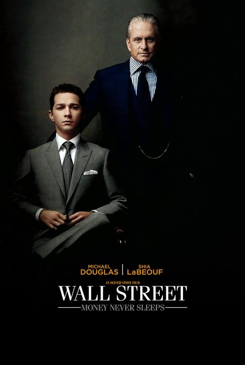WALL STREET: GELD SCHLÄFT NICHT - Plakatmotiv - Bildquelle: TM and © 2010 Twentieth Century Fox Film Corporation.  All rights reserved.  Not for sale or duplication.