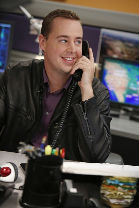 Als McGee (Sean Murray) seine Dienstmarke verliert, zieht das Konsequenzen nach sich ... - Bildquelle: CBS Television