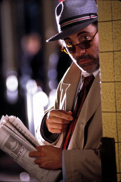 Der FBI-Agent Gunther Butan (Andy Garcia) ist Jake Vig dicht auf den Fersen ... - Bildquelle: Lions Gate Films Inc.