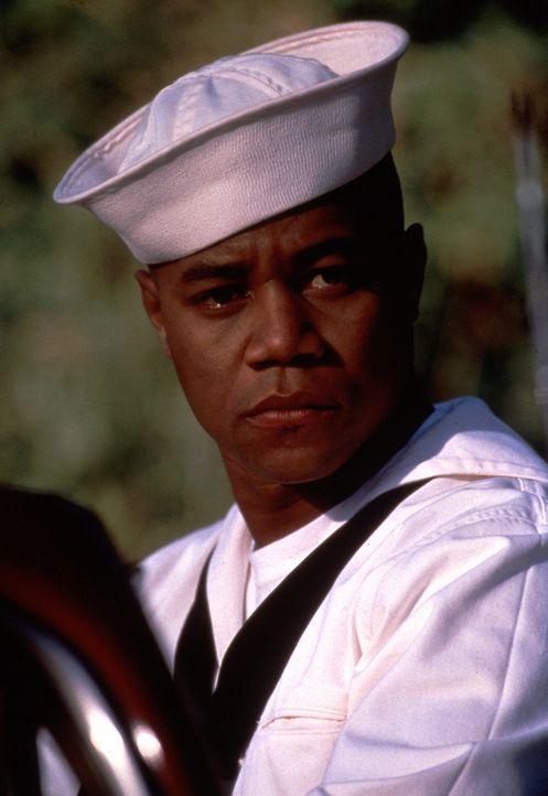 Carl Brashear (Cuba Gooding Jr.) hat einen großen Traum: er will ein erfolgreicher Taucher bei der Navy werden ... - Bildquelle: 2000 Twentieth Century Fox Film Corporation. All rights reserved.