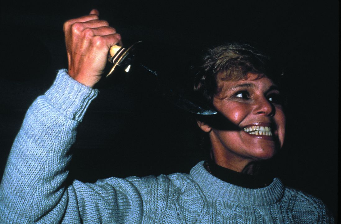 Auf Rachefeldzug: Mrs. Pamela Voorhees (Betsy Palmer) - Bildquelle: 1980 Warner Brothers International Television Distribution Inc.