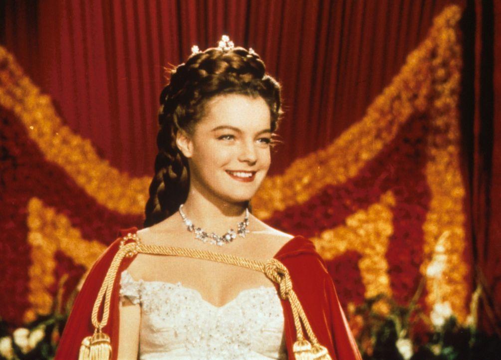 Begehrt und wunderschön ist Prinzessin Elisabeth (Romy Schneider). Allerdings weiß sie auch, ihre Interessen durchzusetzen ... - Bildquelle: Herzog-Filmverleih