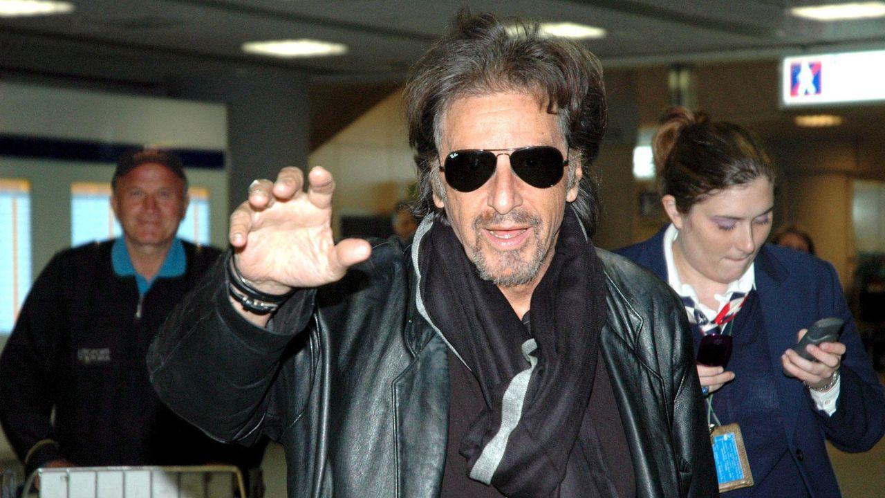 Al Pacino - Bildquelle: dpa