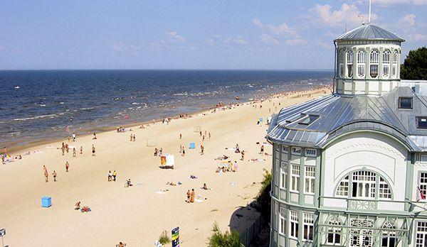 Baltische Strände - Bildquelle: dpa