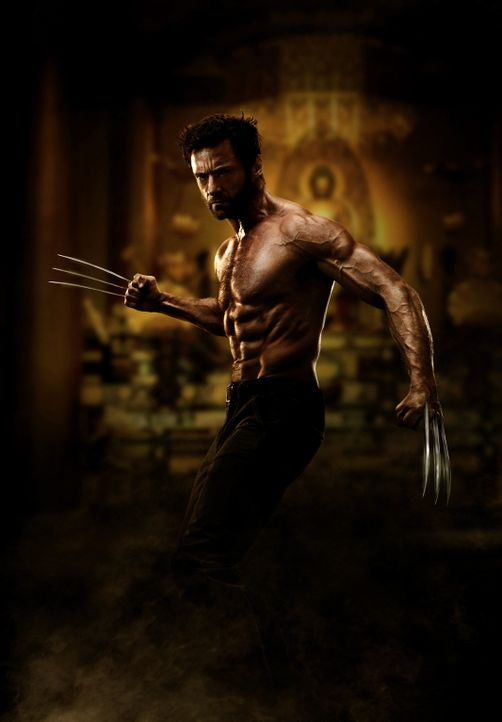 WOLVERINE: WEG DES KRIEGERS - Artwork - Bildquelle: Ben Rothstein 2013 Twentieth Century Fox Film Corporation. All rights reserved.