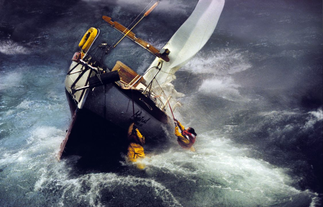 Der Sturm - Artwork - Bildquelle: Warner Bros. Pictures